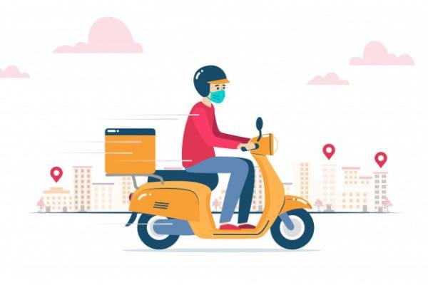 Yenisahra Kadıköy Moto Kurye