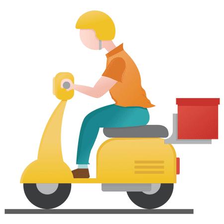 Kuyubaşı Moto Kurye Firması