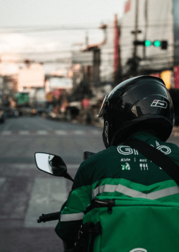Karaköy Moto Kuryeler