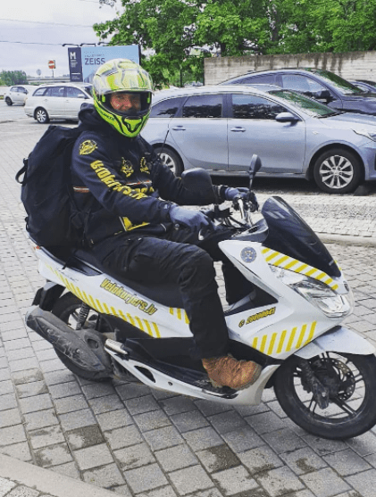 Tarabya Moto Kurye Firması