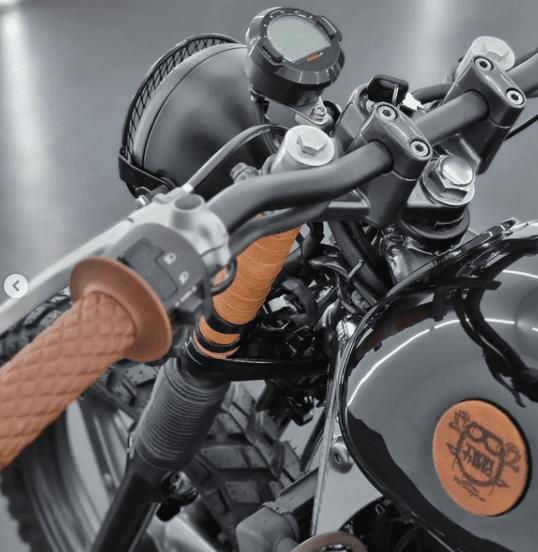 Profesyonel Halkalı Moto Kurye